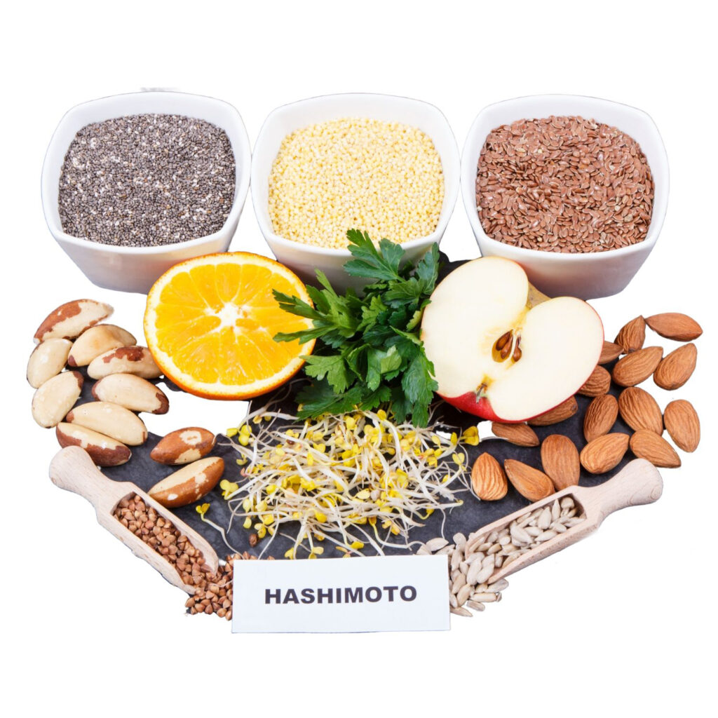 dieta hashimoto